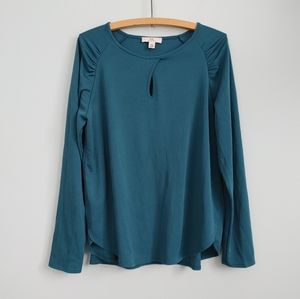 🔥3/$25 | Halston | long sleeve top